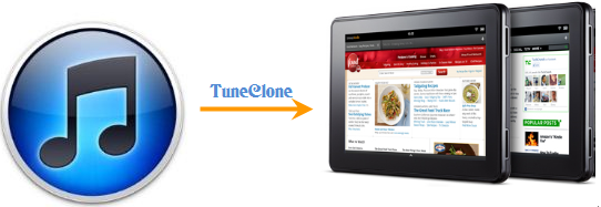 Enjoy iTunes Music on Kindle Fire
