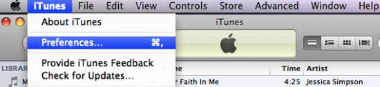 Convert iTunes Plus to MP3 on Mac